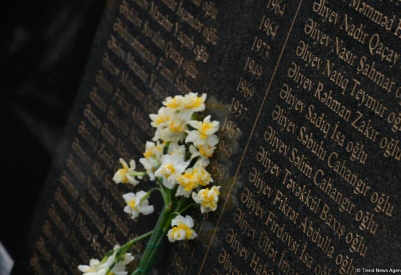 Мы впервые отмечаем годовщину Ходжалинской трагедии с гордо поднятой головой
