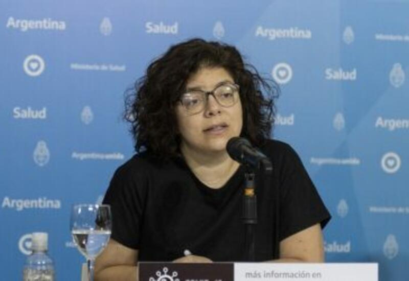 Министр здравоохранения Аргентины заразилась коронавирусом