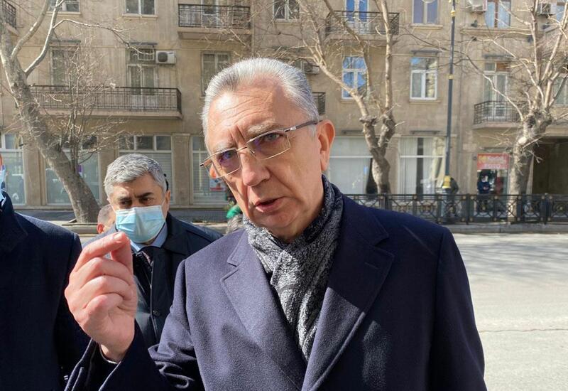 ИВ Баку была готова к любой ситуации в связи с изменением погоды