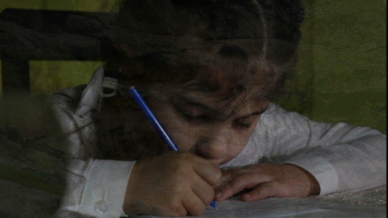 """Фильм """"Məktub yetişdi""""… О чем школьница написала участнику Карабахской войны"""