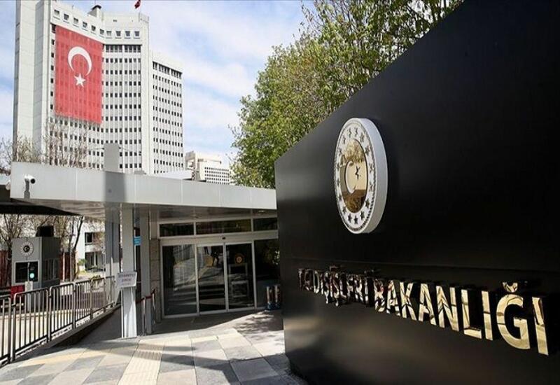 В МИД Турции вызвали посла Ирана