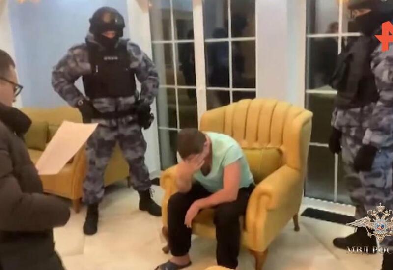 Камера сняла момент убийства на глазах у ребенка в Москве