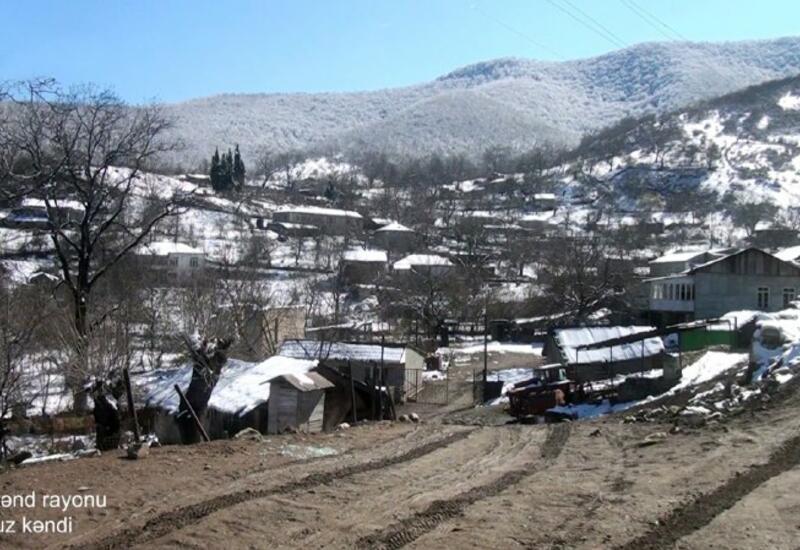 Село Чирагуз Ходжавендского района