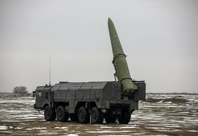 В России показали, как стреляют «Искандеры» - Пашинян, ты не прав! - ФОТО - ВИДЕО