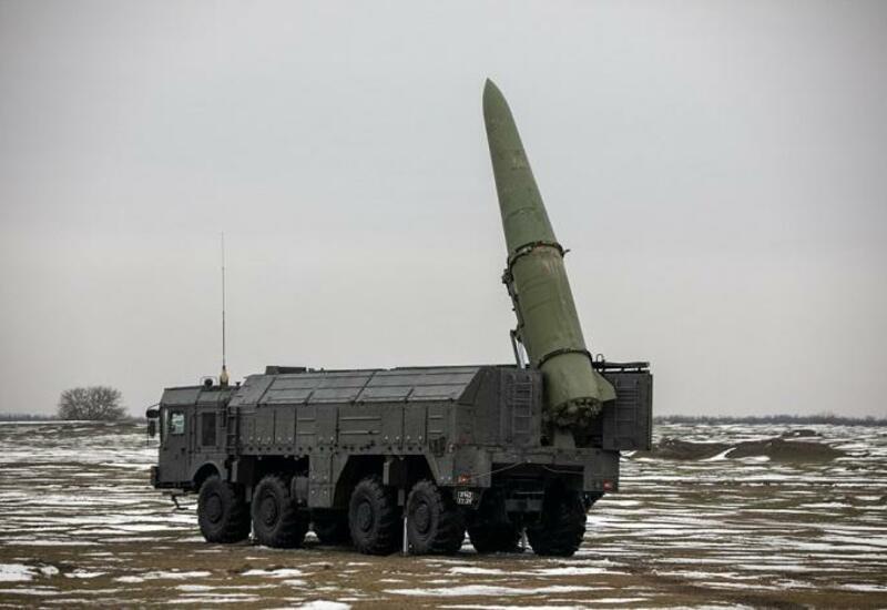 В России показали, как стреляют «Искандеры»