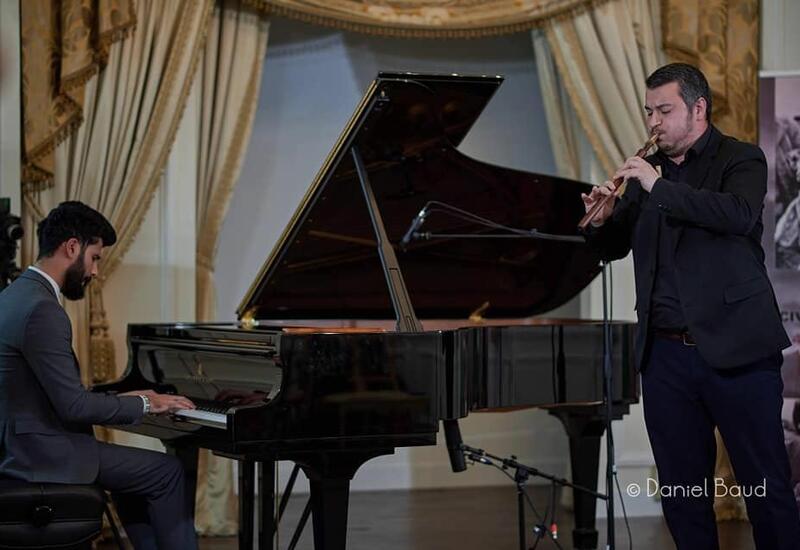 В Париже прошел концерт памяти жертв Ходжалинского геноцида