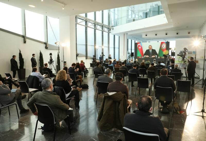 В ходе пресс-конференции Президент Ильхам Алиев направил важные для будущего региона послания