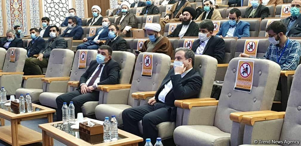 На конференции в Иране принято заявление в поддержку территориальной целостности Азербайджана