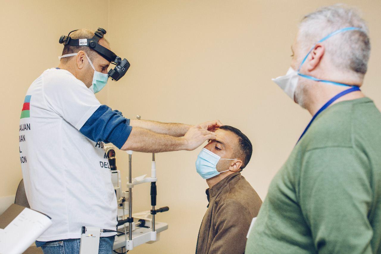 В Азербайджан прибыла бригада израильских врачей по инициативе фонда YAŞAT