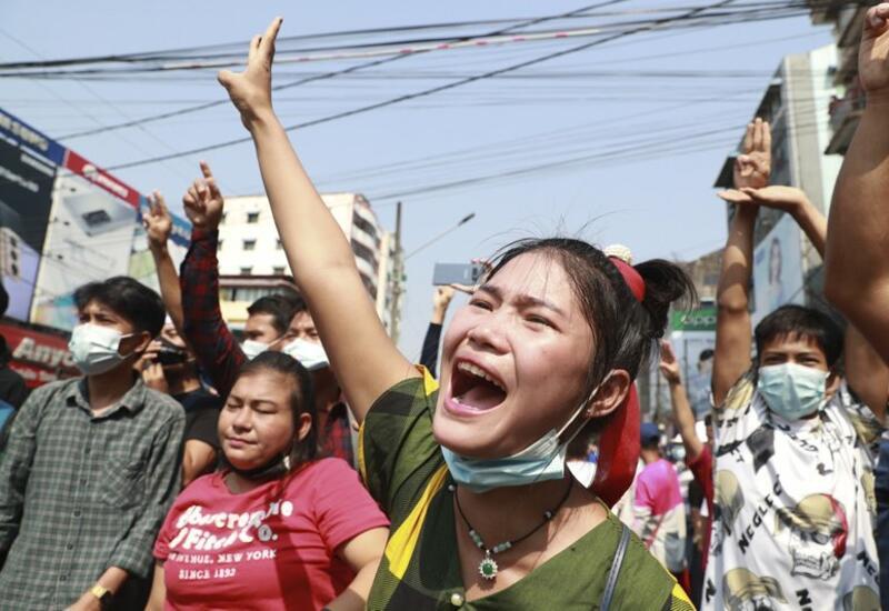 США введут против военных Мьянмы дополнительные санкции