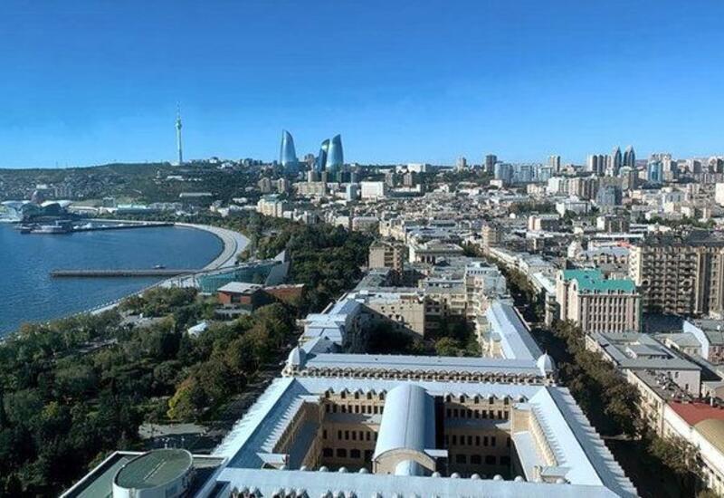 Баку вошел в число лидеров по заполняемости гостиниц в Европе