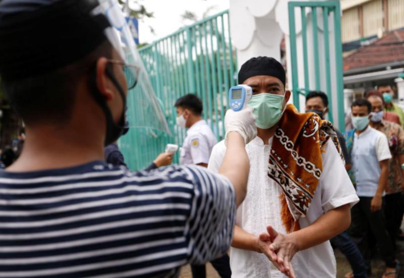 В Индонезии выявили британский штамм коронавируса