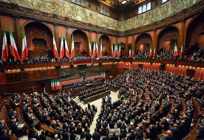 Парламент Италии потребовал от Армении предоставить Азербайджану карты минных полей