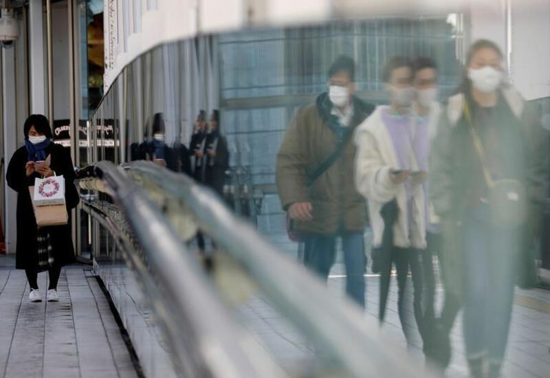 В Японии бьют тревогу в связи с COVID-19