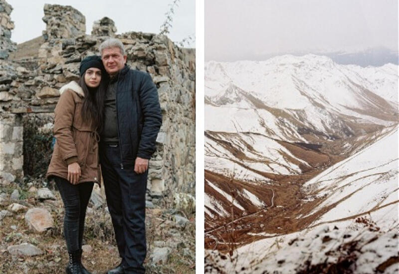 National Geographic об истории одного азербайджанского беженца