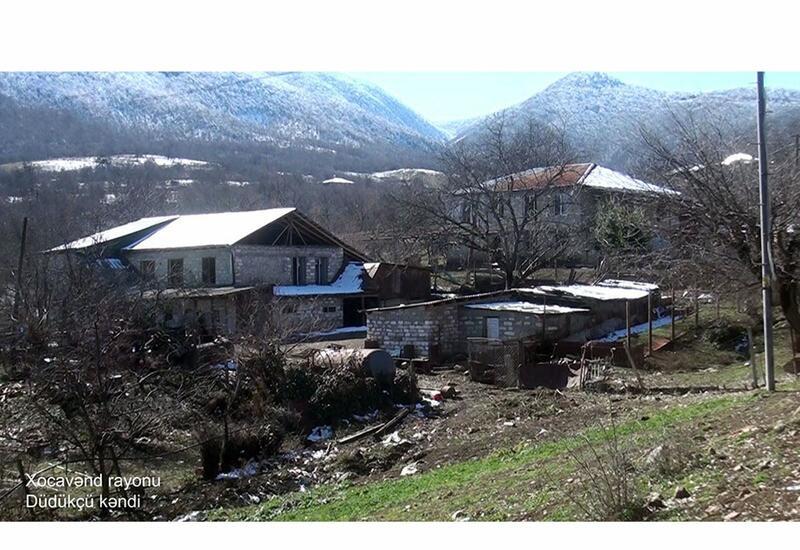 Село Дюдюкчу Ходжавендского района