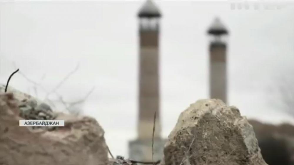 Ukrayna telekanalı Prezident İlham Əliyevin mətbuat konfransı barədə xüsusi reportaj yayımlayıb