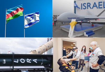 Азербайджан и Израиль - братство, доказанное в бою