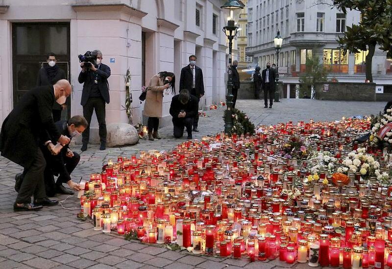 Теракт в Вене: на власти Австрии подают в суд
