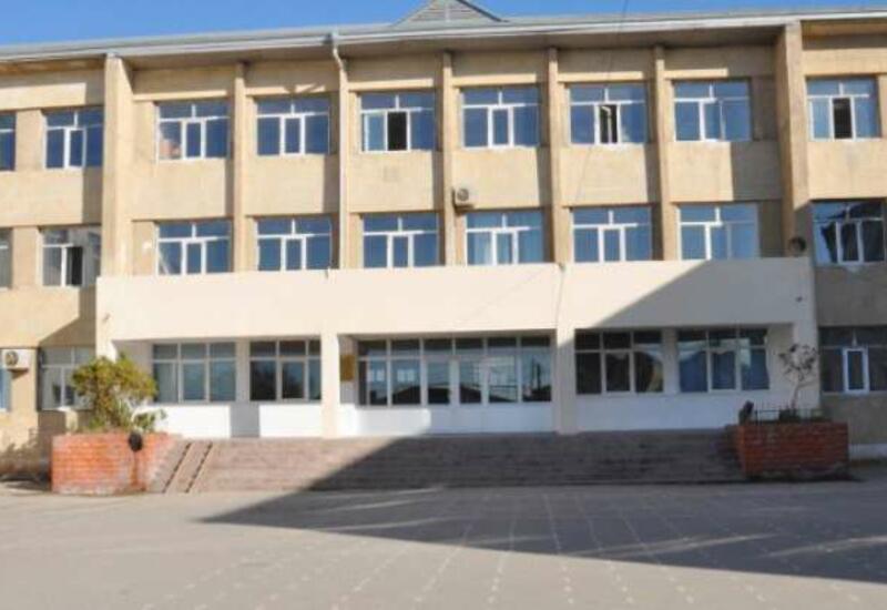 В Баку еще одна школа