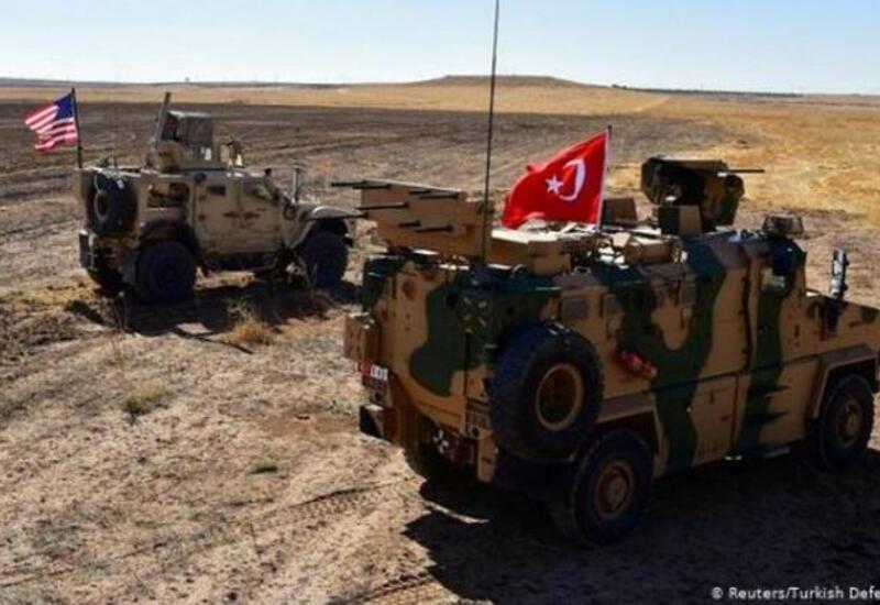 США и Турция намерены продвигать общие интересы в Сирии
