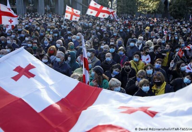 Тбилиси: новые протесты и задержания