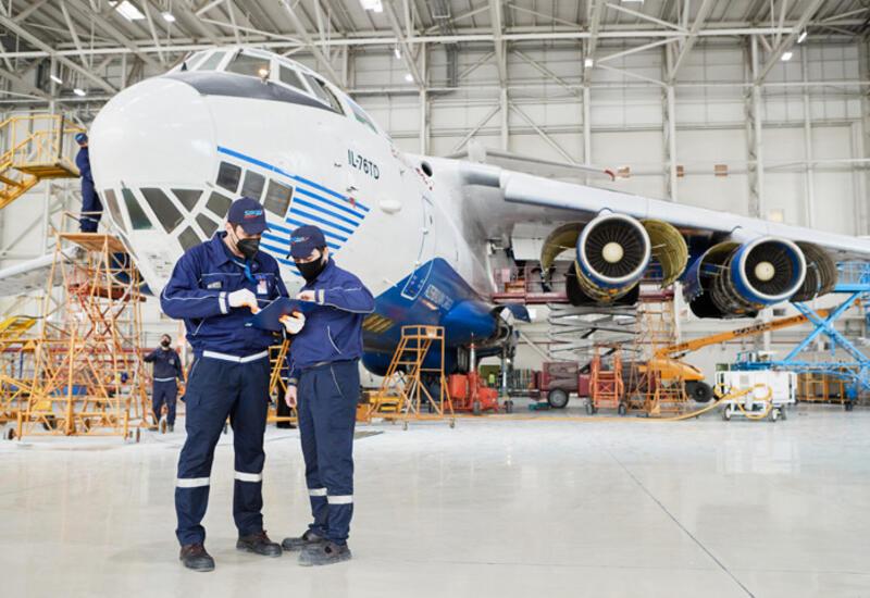 На протяжении 15 лет Silk Way Technics обеспечивает безопасную эксплуатацию воздушных судов (R)
