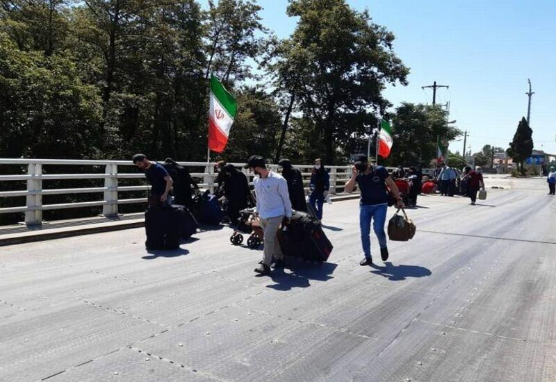 Обнародованы правила поездок в Иран для граждан Азербайджана