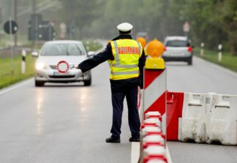 Германия продлит контроль на границе с некоторыми странами до 17 марта