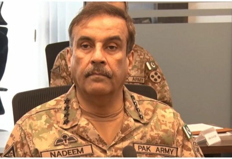 Военная делегация Пакистана находится с официальным визитом в Азербайджане