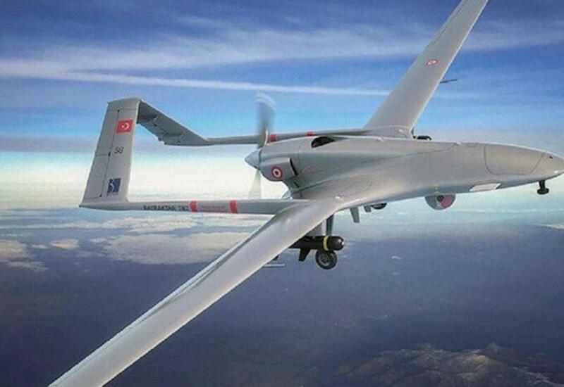 Турция испытала новые ракеты для беспилотников Bayraktar