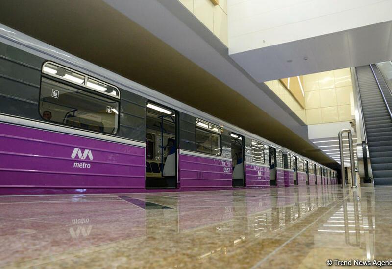 В Бакинском метро заработают поезда