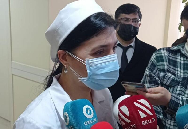 Вакцинацию от коронавируса прошли уже около 300 сотрудников МЧС Азербайджана