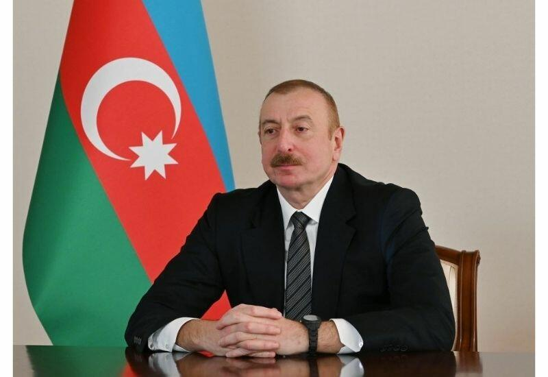 Президент Ильхам Алиев: Мы думаем над совместными военными учениями с Пакистаном