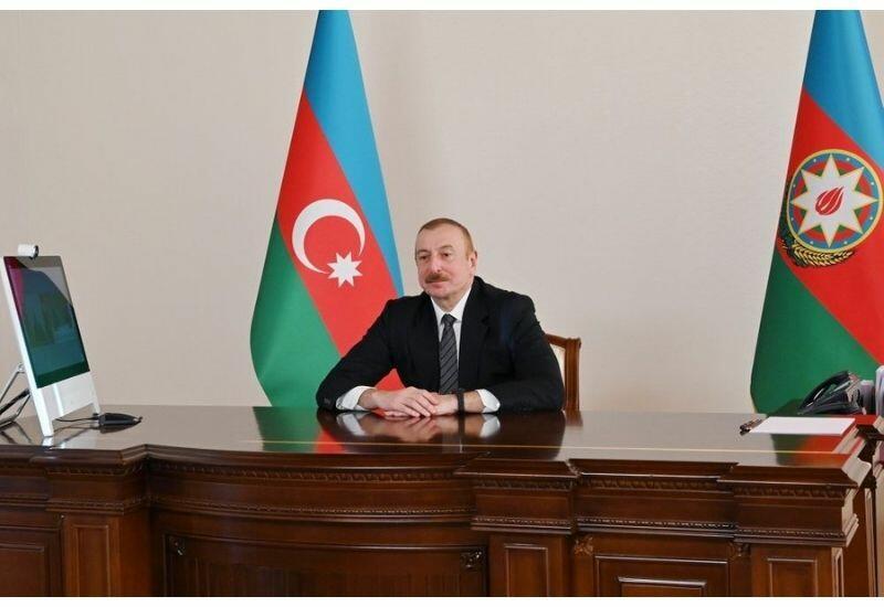 Президент Ильхам Алиев: Мы хотим мира и сегодня пропагандируем его