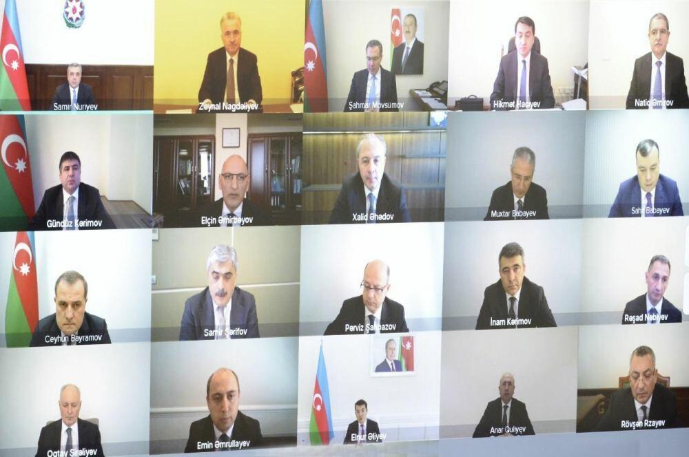 В Азербайджане прошло очередное заседание Координационного штаба
