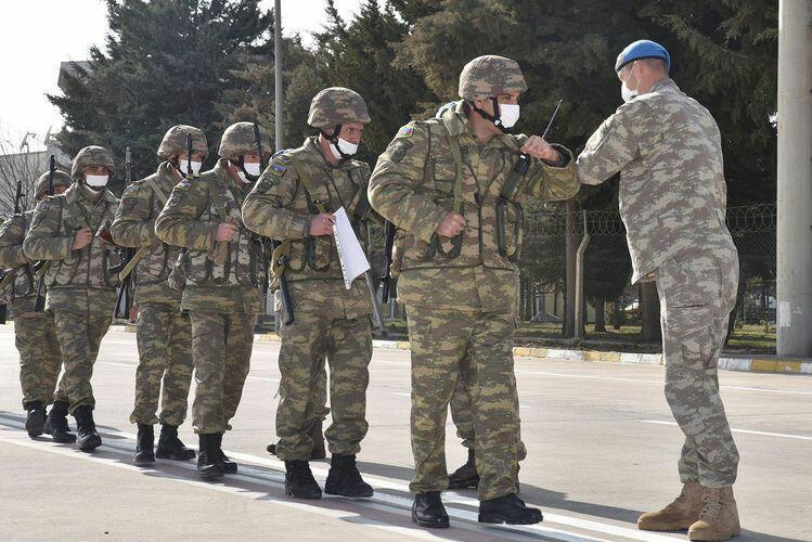 Азербайджанские военнослужащие пройдут учения в Турции