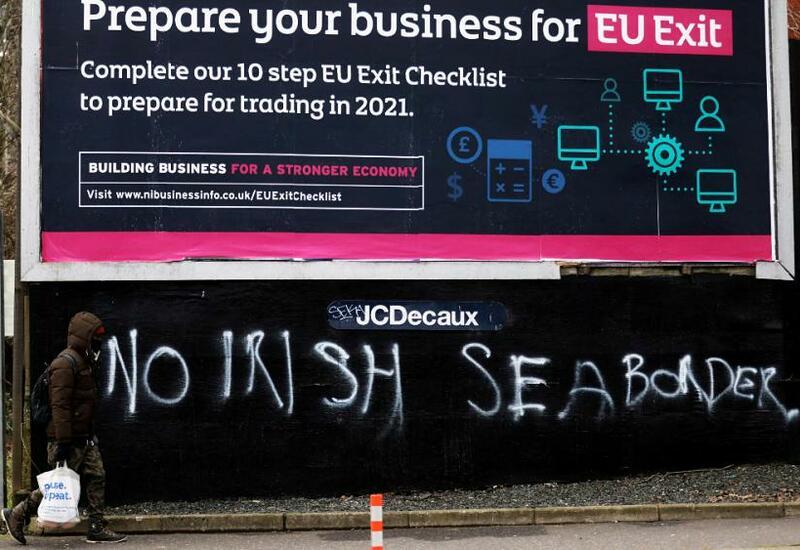 Евросоюз обвиняет Британию в нарушении правовых норм