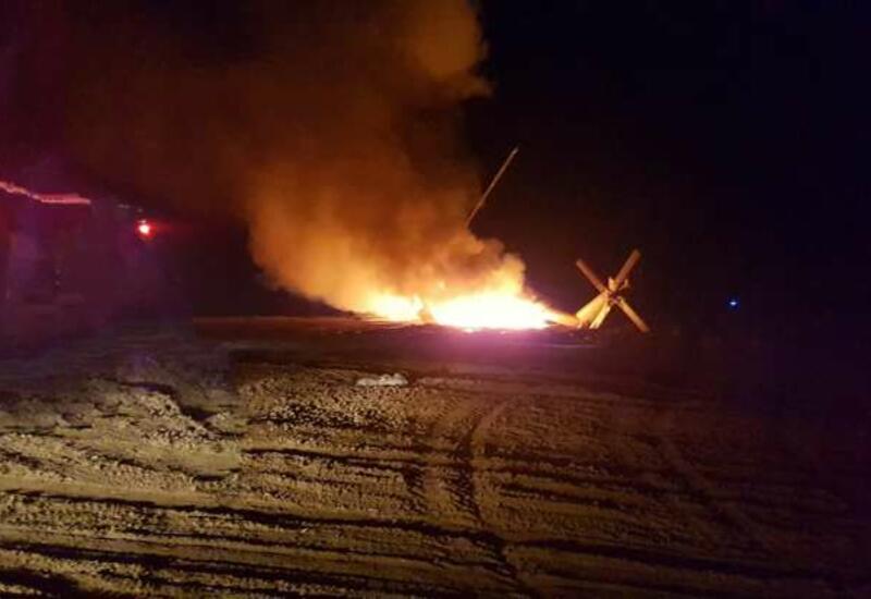 При крушении военного вертолета в Турции погиб генерал
