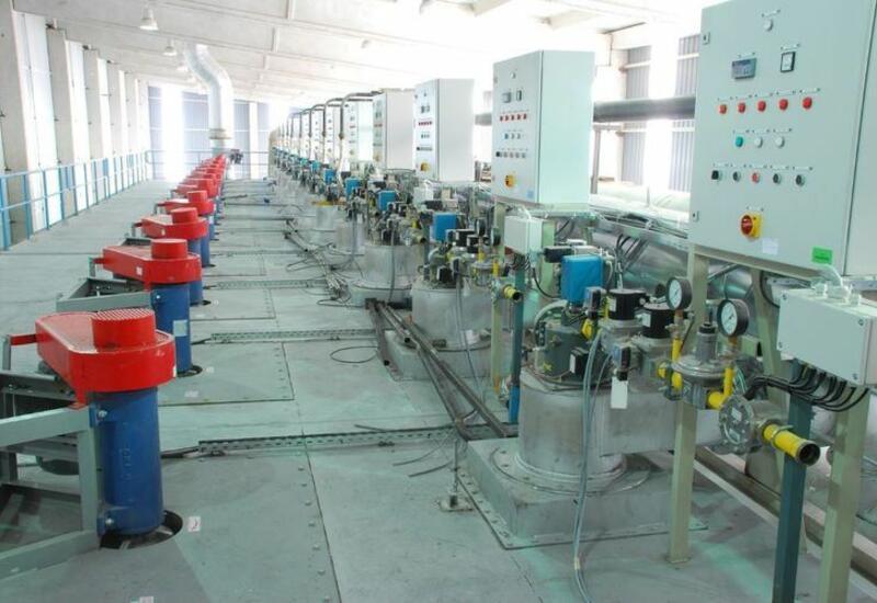 В Баку появится новый завод