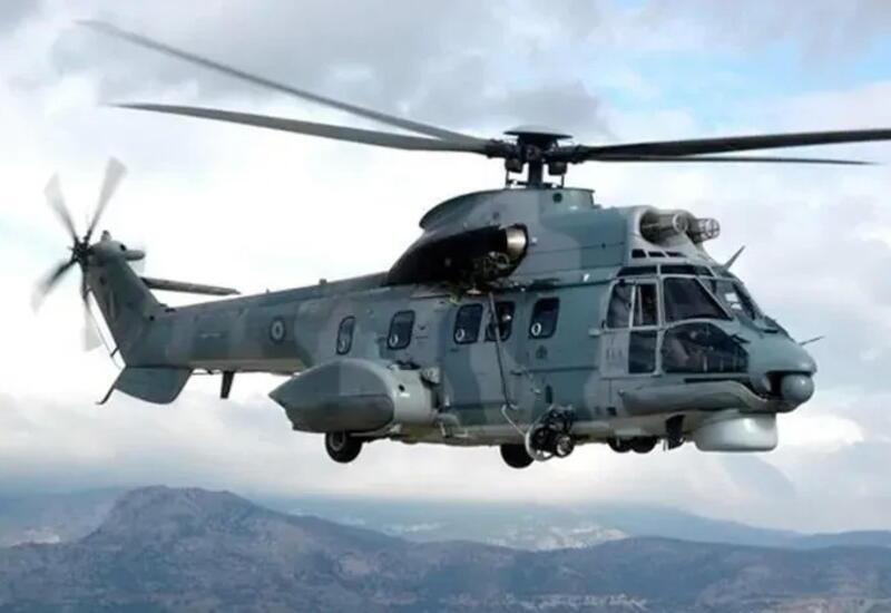 В Турции разбился военный вертолет, погибли 9 человек