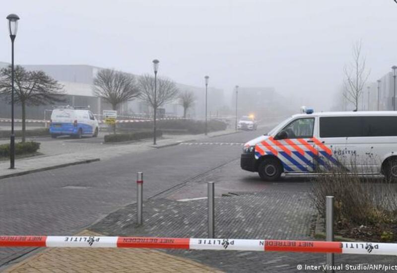 У коронавирусной лаборатории в Нидерландах взорвалась бомба