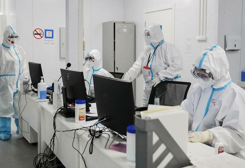 В России за сутки выявили 11 385 заразившихся коронавирусом