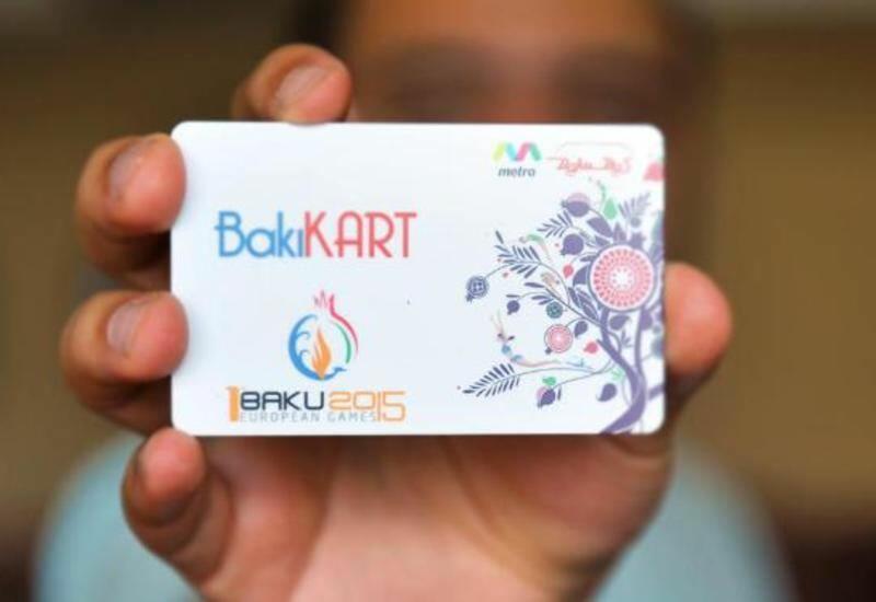 Более половины автобусов Баку перешли на BakıKart