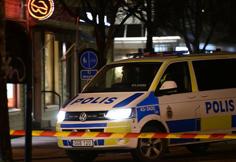 В Швеции неизвестный ранил ножом 8 человек