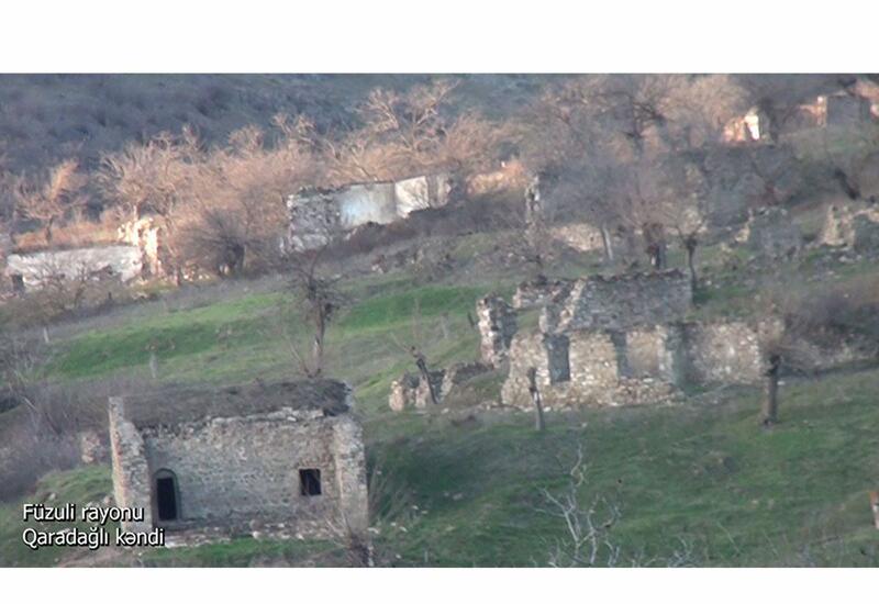 Село Гарадаглы Физулинского района