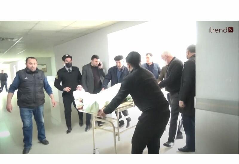 Состояние подорвавшегося на мине в Агдаме чиновника стабилизовалось