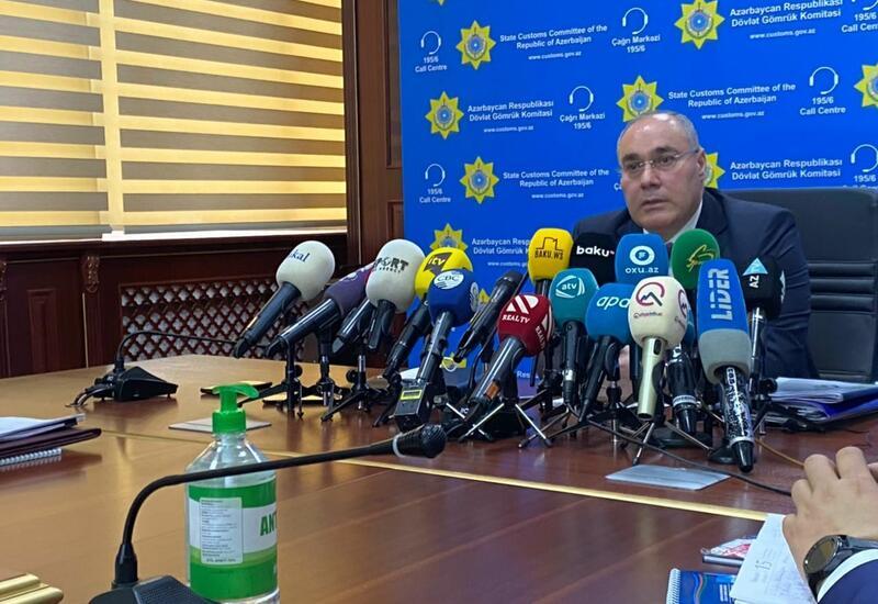 Сафар Мехтиев об открытии Худаферинского таможенного поста между Азербайджаном и Ираном