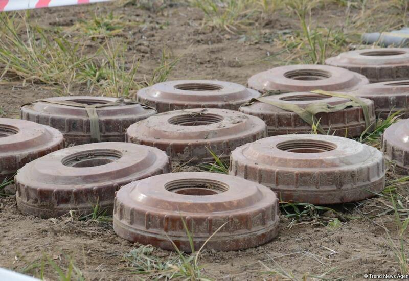 Армения нарушает международные законы, не предоставляя Азербайджану карты минных полей