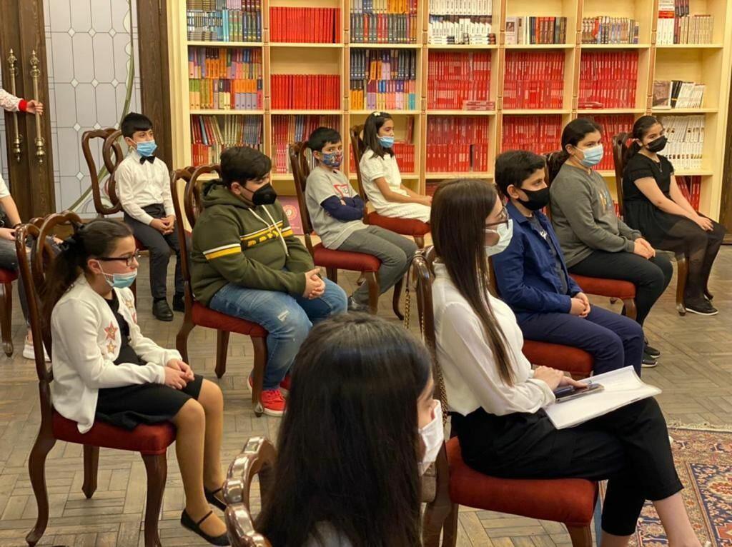 В Бакинском книжном центре рассказали о бережном отношении к воде
